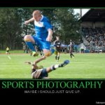 Sports photography: a convoluted road to concision