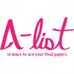 10 ways to ace your final papers