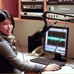 CFUV broadcasts show for international students