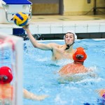 Water polo club working up to big tourney