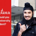 What would you ask the university president?