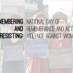 Reflecting together: UVic observes National Day of Remembrance and Action on Violence Against Women