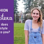 Fashion Streeters: What does your style mean to you?