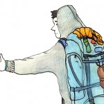 Rules of the road: A hitchhiker's christening