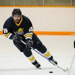 Vikes' hockey team looks to rebound after slow start