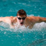 Vikes swimmers strive for championship qualifications