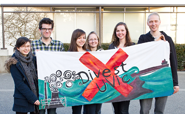 divest uvic in 2014