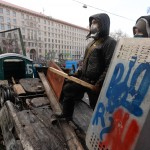 Geopolitical conflict in Ukraine escalating
