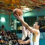 Vikes overpowered by top-seeded Ottawa at CIS Final Eight