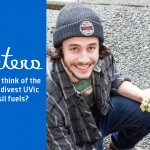 What do you think of the initiative to divest UVic funds from fossil fuel?