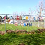 Campus Community Garden: weed it and reap