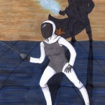 Fencing with The Force
