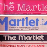 This week in Martlet history