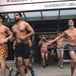 UVic students bare all to raise cancer awareness