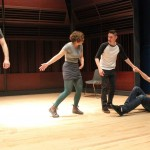 Sense of community—and humour—key for Vikes Improv