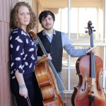 Folk duo brings fiddle stylings back to Victoria