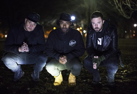 Keys N Krates play Sugar Nightclub this Saturday. Photo provided.
