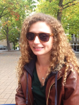 Lauriane Long-Raymond (Second-year Business student)
