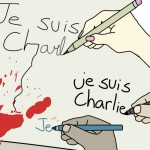 The Lens: Je suis Charlie