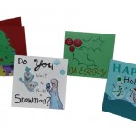 Christmas card how-to