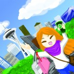 Cheap and chipper via the Clipper: A student's guide to Seattle
