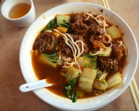 John's Noodle Village has other dishes too, though the dumplings are tops. Photo by Terri Gower
