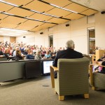 Divestment opens dialogue at UVic