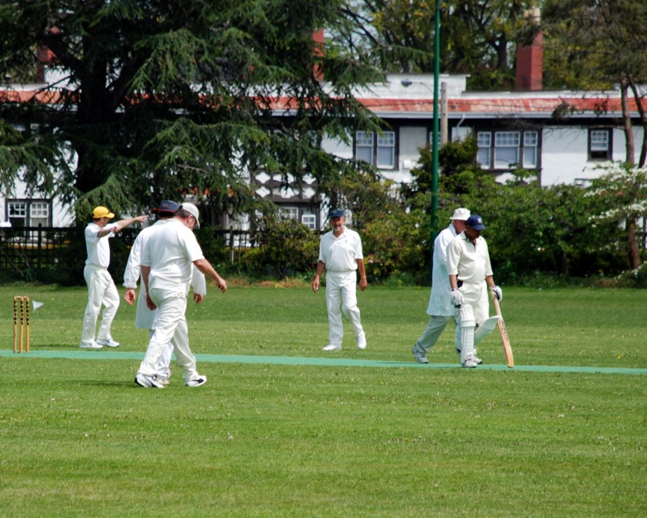 A cricket match in Victoria. Kyle Horner via Flickr