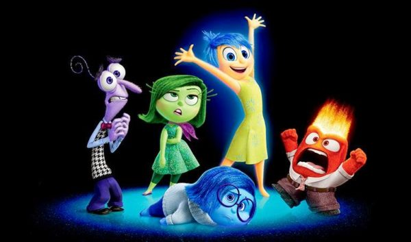 """Inside Out"" posits the question: what if feelings had feelings? Image credit by Pixar."