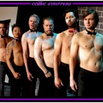 Improv troupe bares it all with outrageous results