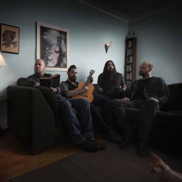 Finger Eleven is back with a new mission, and a new album. Photo provided.
