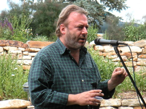 Christopher Hitchens passed away four years ago, on Dec. 15, 2011. Michael Chmielewski reflects on the outspoken thinker's influence and history. Photo by Ari Armstrong via Wikimedia Commons