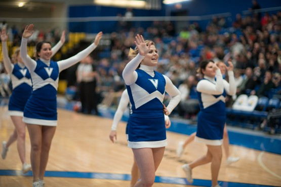 Photo provided by UVic Vikes / APShutter.com