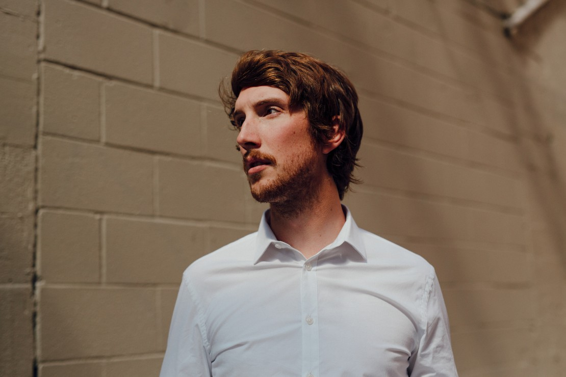 Aidan Knight is touring in support of his latest, Each Other. He plays Lucky Bar this Saturday. Photo by Brian Van Wyk
