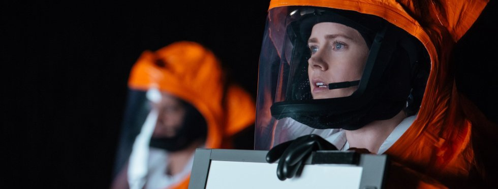 Arrival is one of our top picks of this year's films. Credit Paramount Pictures