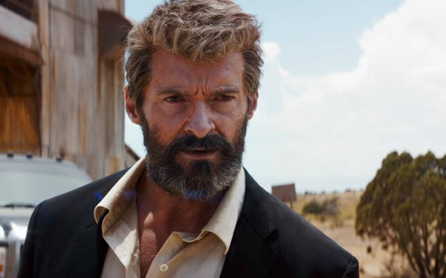 Hugh Jackman returns for one last go as Logan, aka Wolverine, in the aptly named Logan. Photo credit: 20th Century Fox