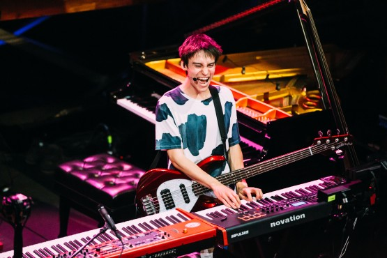 Jacob Collier is one of the acts we recommend you check out at this year's Jazz Fest. Photo provided