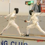 UVic fencer takes gold at provincial championships