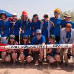 UVic Rocketry soars at international competition
