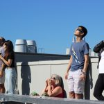 Eclipse thrills a thousand amateur astronomers