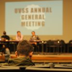 Impressions of my first UVSS AGM